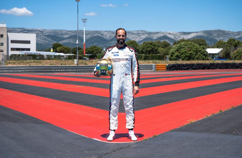 Leonard Rendulic, pilote Orchid Racing Team 2019