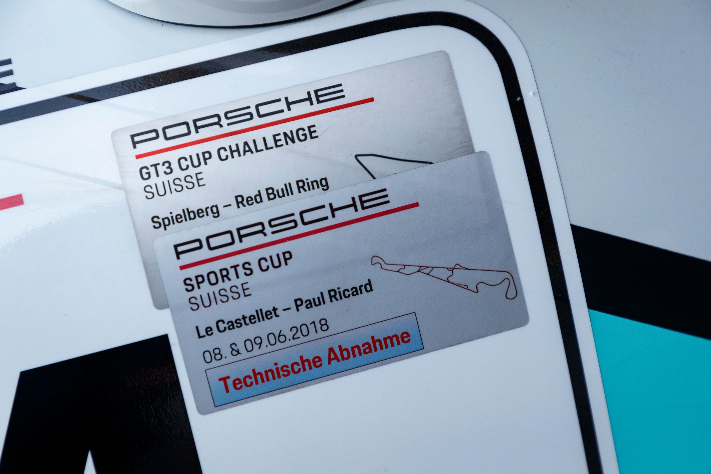 Porsche Sports Cup Suisse 2018