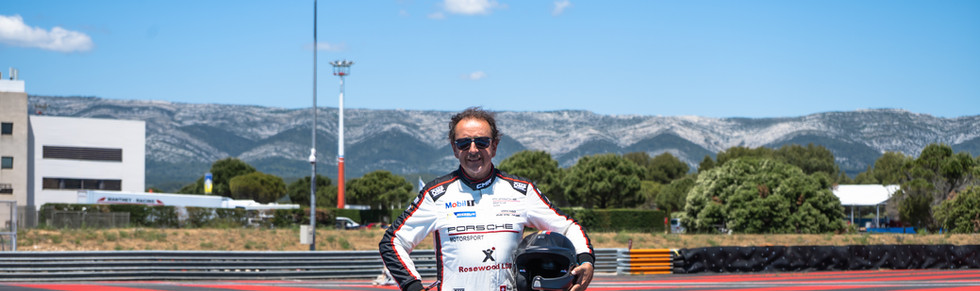 Paul Surand, pilote Orchid Racing Team 2019