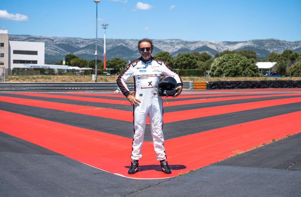 Paul Surand, pilote Orchid Racing Team 2019