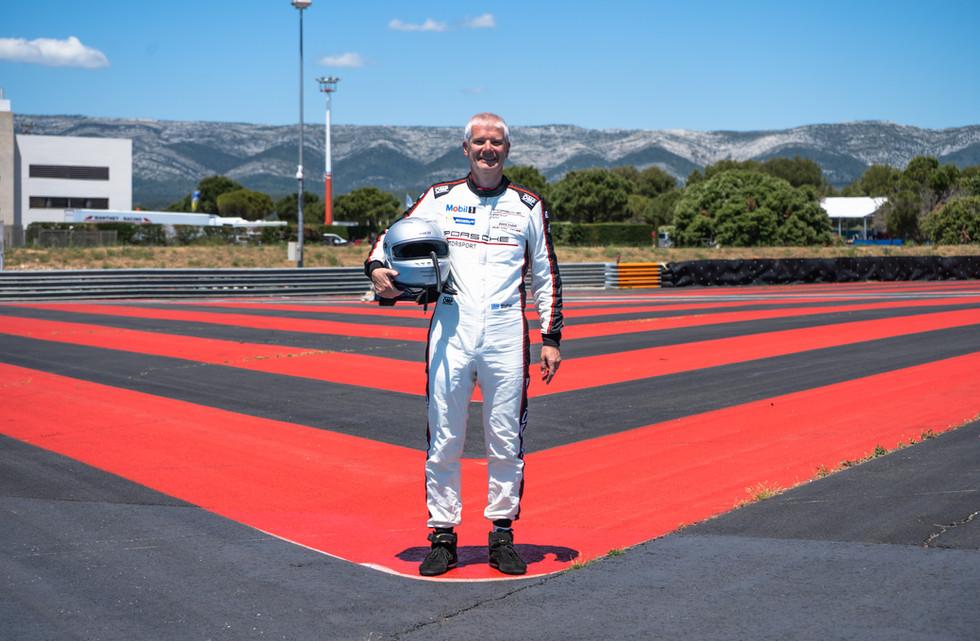 Stefan Chaligné, pilote Orchid Racing Team 2019