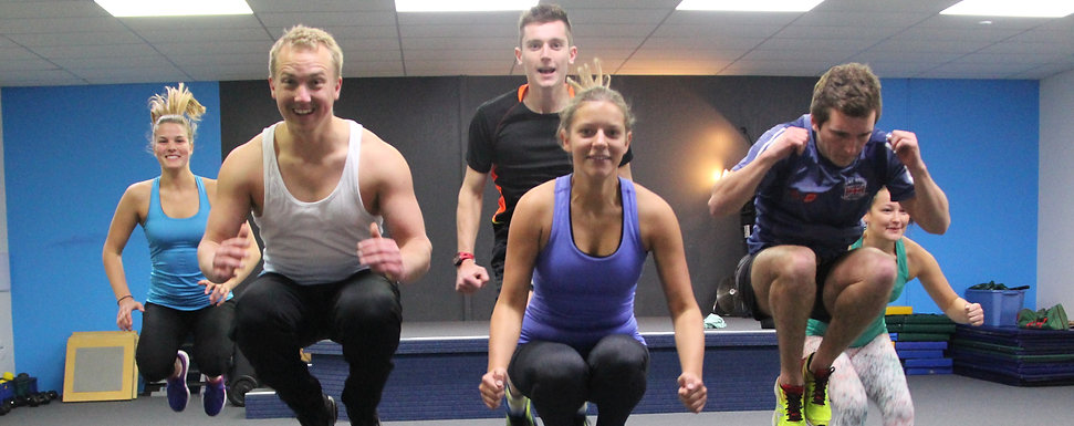 Empower Fitness HIIT