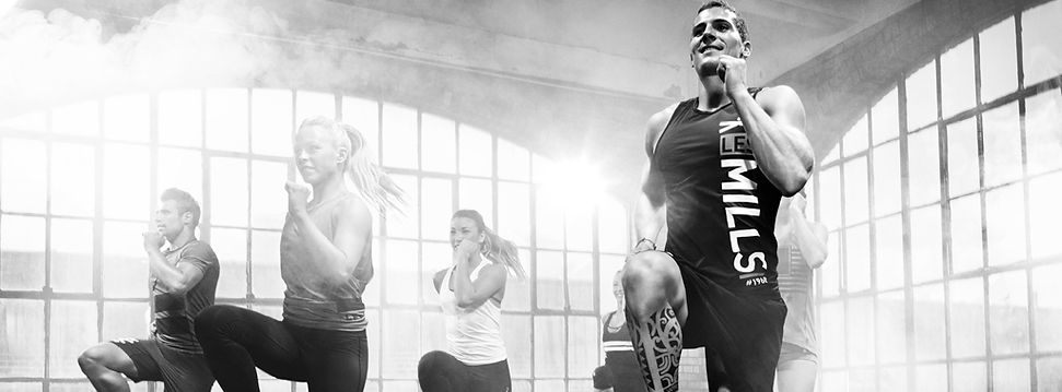 Empower Fitness Les Mills Programme