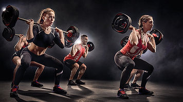 Empower Fitness Les Mills BodyPump