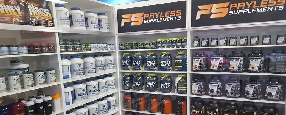 Payless Supplements Empower Fitness