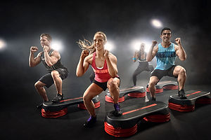 Empower Fitness Les Mills BodyStep