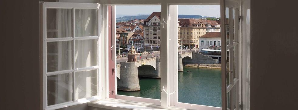 Blick aus Praxis, Psychotherapie & psychologische Beratung, Basel
