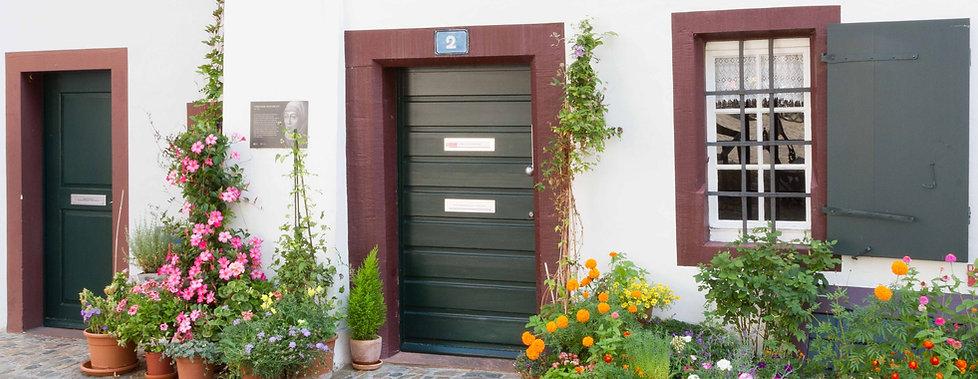 Tür zur Praxis, Psychotherapie & psychologische Beratung Helmig, Basel