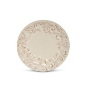 """8.5""""D Acanthus Salad Plate"""