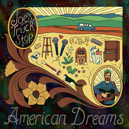 American Dreams CD