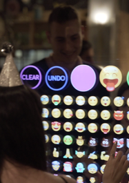 Emojis to personalise your print!