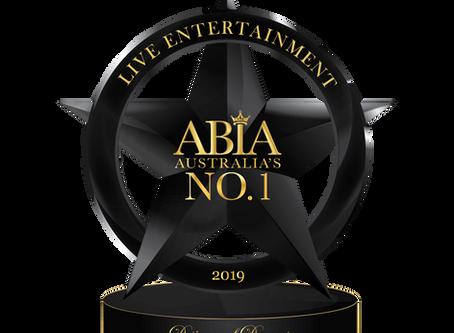 National ABIA Wedding Awards
