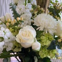 cut floral bouquet