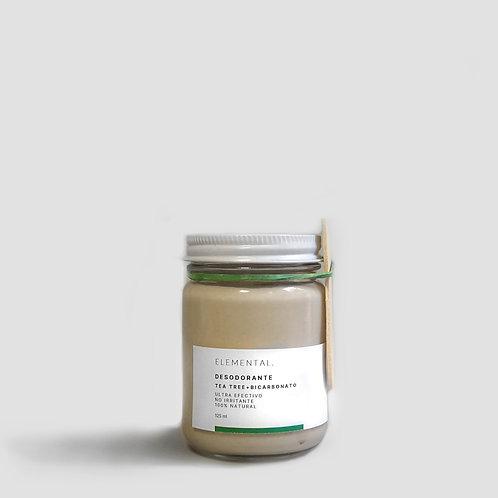 desodorante | tea tree