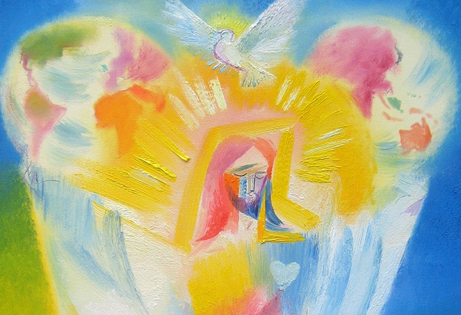 Divine Mercy For Humanity The World
