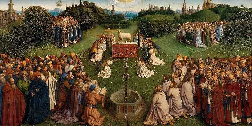 The Eucharistic Procession