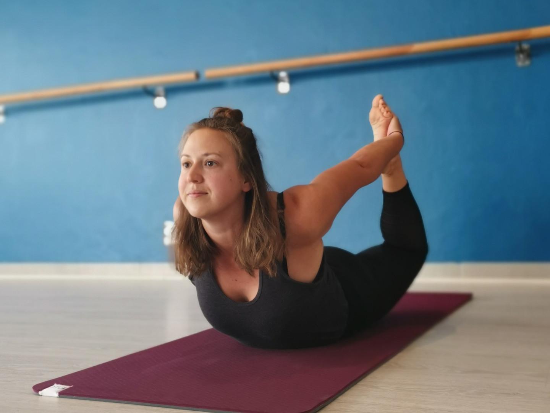 Yoga classes at Fit Panda