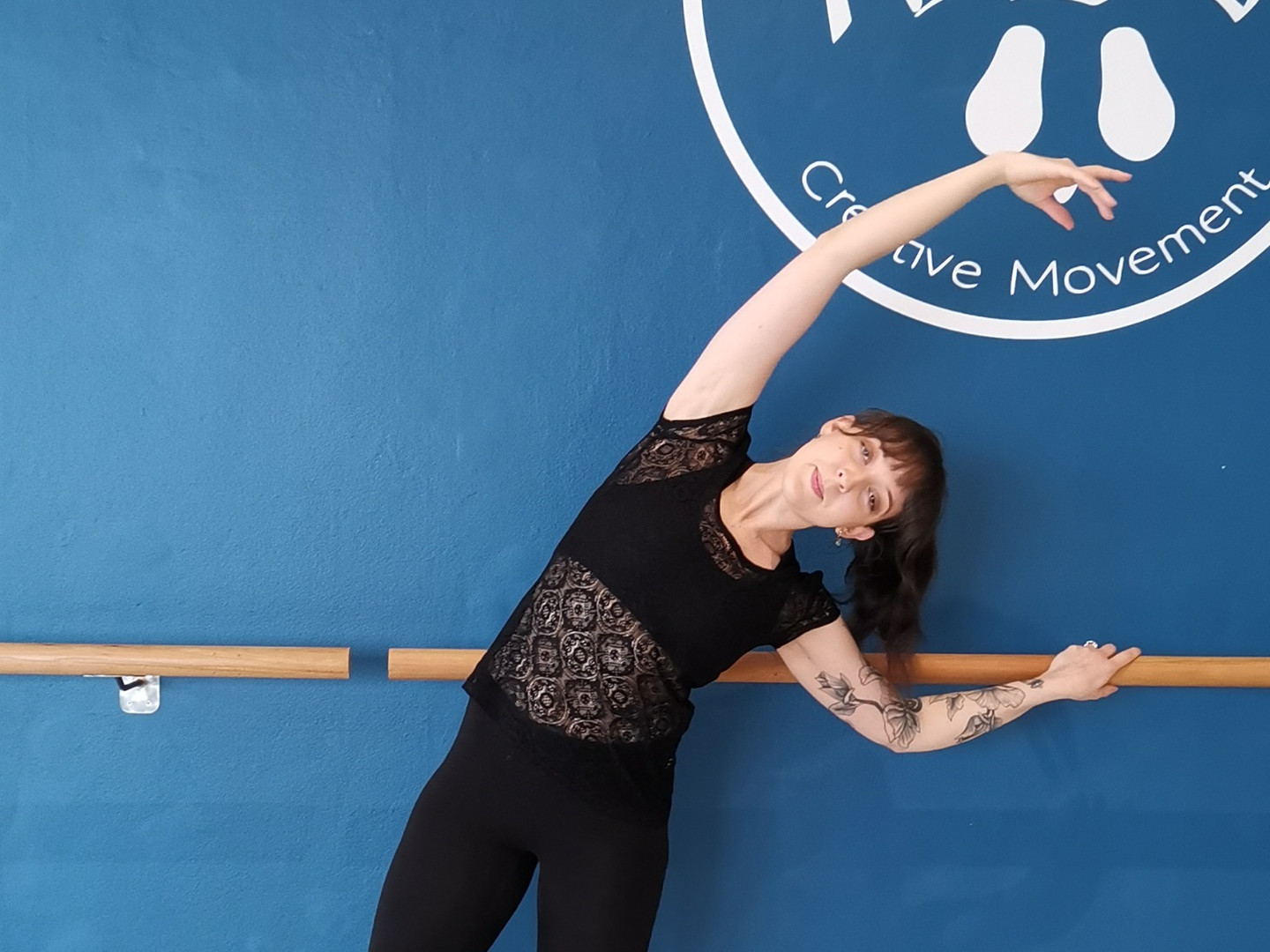Barre fitness at Fit Panda