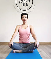 Pilates instructor and studio owner, Sue from Fit Panda Studio