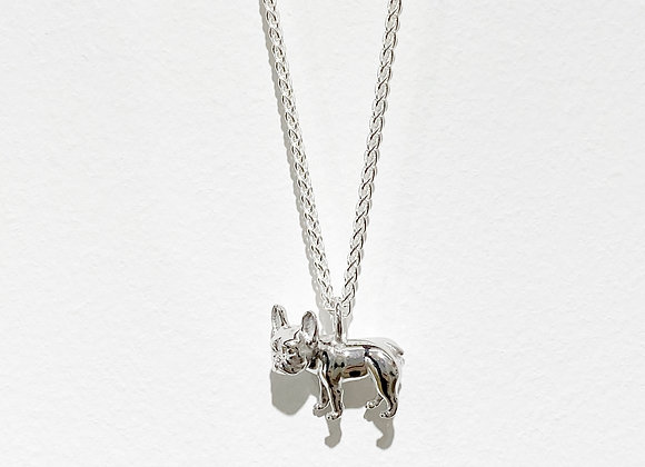 Hugo The Frenchie Pendant