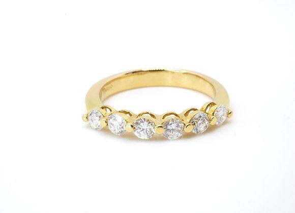 18ct 0.50ct Eternity Ring