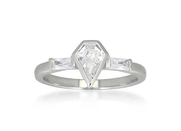 Sansa Silver Ring