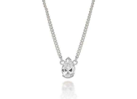 Evelyn Short Chocker Necklace