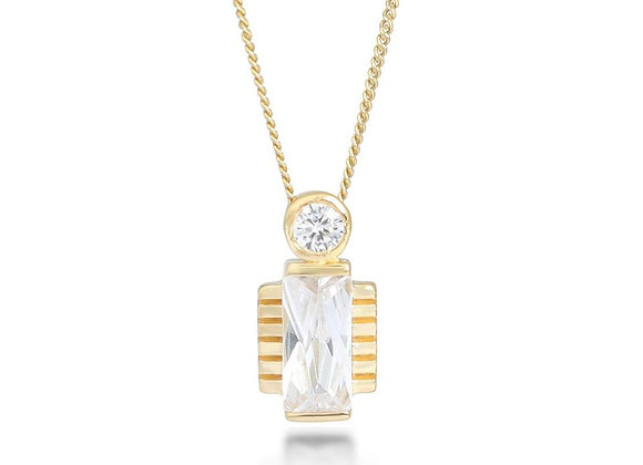 Jolie Gold Necklace