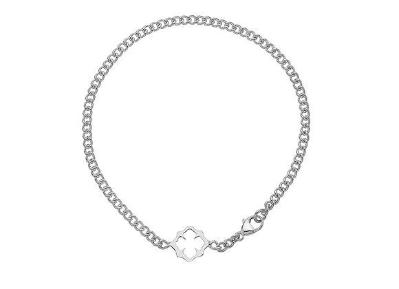 Rococo Tag Bracelet