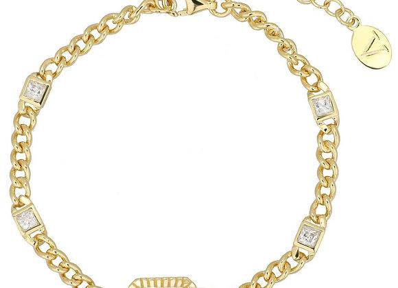 Etta Gold Bracelet