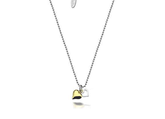 Gigi Golden Hearts Necklace