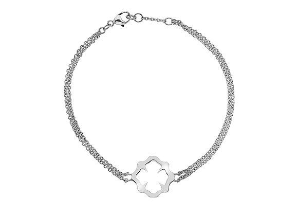 Rococo Double Strand Bracelet