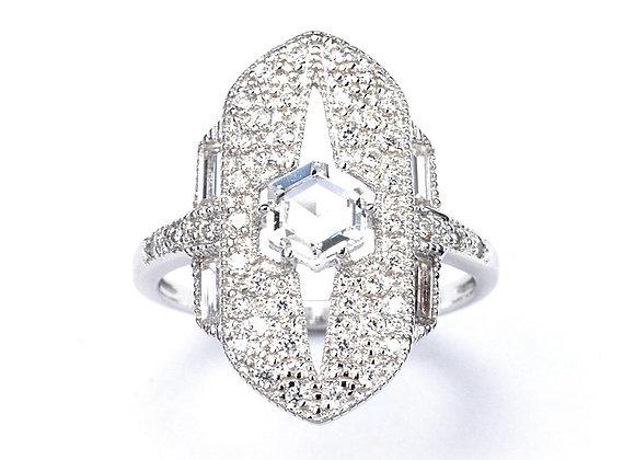 Shield Vintage Ring