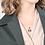 Thumbnail: Daphne Circle Necklace