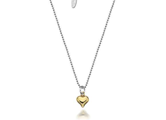 Gigi Golden Heart Necklace