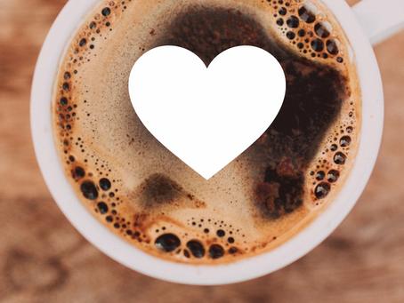 I Love Coffee & Tea as Well, But...