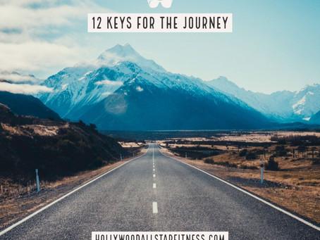 12 Keys for the Journey!