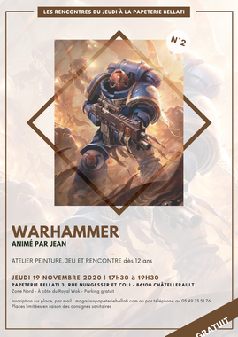 Atelier Warhammer N2