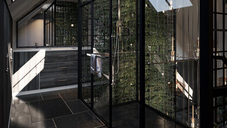 Living Green : Bathroom Daylight +4