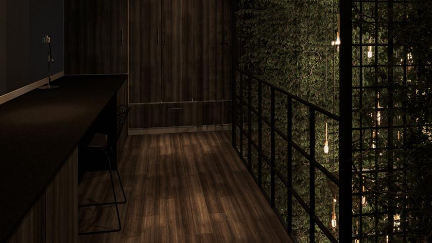 Living Green : Bureau Nightshot +1