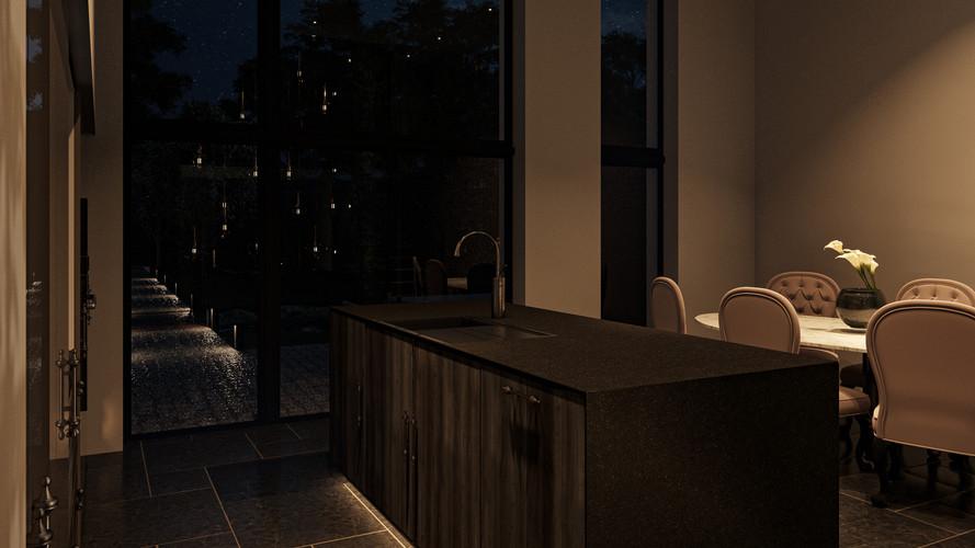 Living Green : Kitchen Garden Nightshot +1