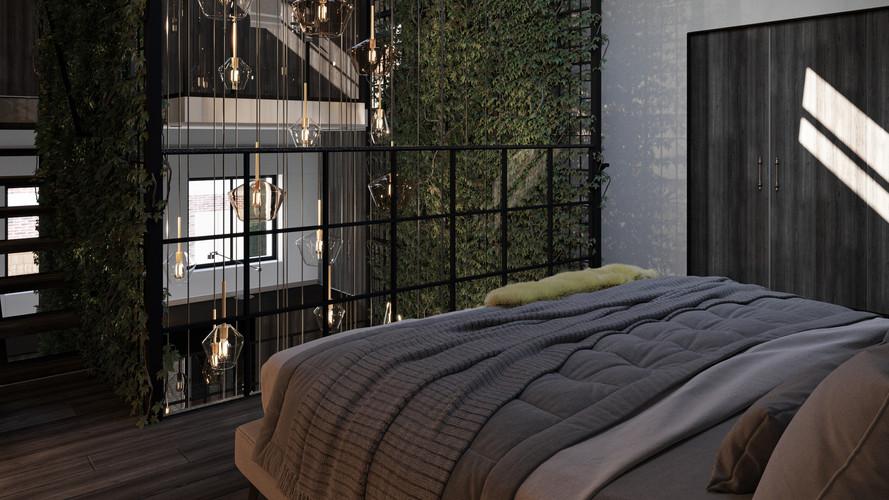 Living Green : Bedroom Daylight +3