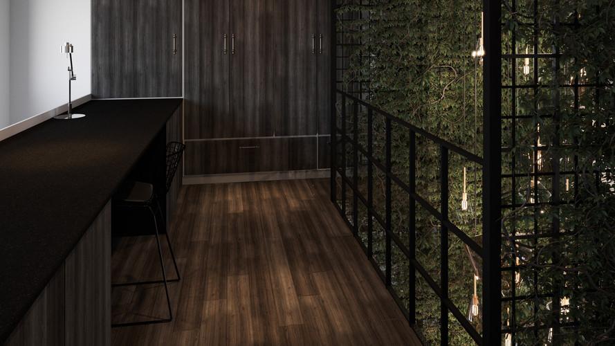 Living Green : Bureau Daylight +1
