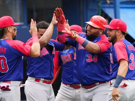 Bronce! República Dominicana se alza con su primera medalla olímpica en beisbol