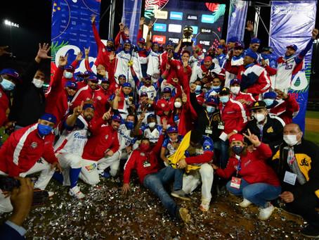 Aguilas Cibaeñas otorgan a RD su corona #21 de Serie del Caribe.