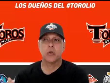 Lino Rivera alaba condiciones de jugadores en el entrenamiento