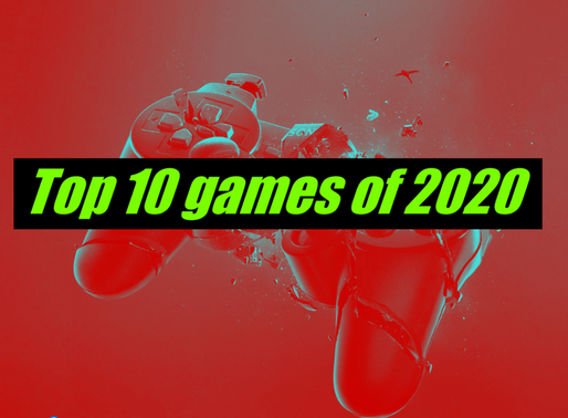 Top 10 Games Coming in 2020!