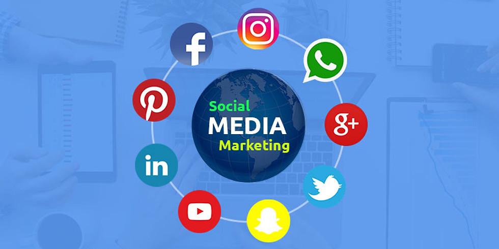 Social Media Marketing (Ages 16 - 24)