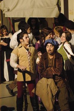 Lefou & Gaston