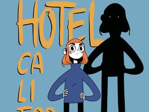 'Hotel California' Cómic